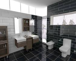 bathroom the graceful sparkling ceramic design with many white