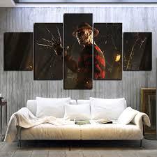 kunstdrucke a nightmare on elm poster modern canvas