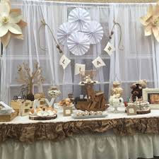 Rustic And Vintage Baby Shower Party See More Planning Ideas At CatchMyParty