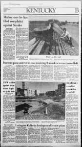 Kentucky Labor Cabinet General Counsel by Courier Journal From Louisville Kentucky On October 2 1984 Page 3
