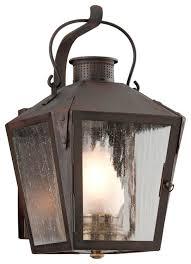 nantucket 1 light outdoor wall lantern industrial outdoor
