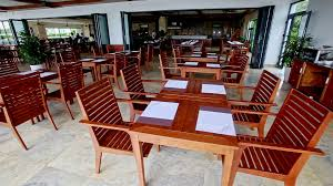 Empty Restaurant With Brown Wooden Tables Chairs In Hotel Stock Video  Footage - Storyblocks Video Hariom Handicraft Sheesham Wood Wooden Ding Set 4 Seater Table With Chairs Mahogany Finish Custom Made Childrens And Chair By Fast Industries And Kitchen Tables Farmhouse Industrial Modern 9 Piece Solid 8 Role Play Sunrise Lawn Fniture Hardwood Indoor Paden Ok Preschool Equipment Room Sets Barker Stonehouse Rustic Folding Handcrafted In Portland Oregon The Joinery