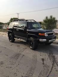 2011 Toyota FJ Cruiser In Rawalpindi For Sale - Cars - PakWheels Forums