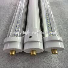 ballast bypass t8 8ft led bulb 5700lm single pin 8ft led