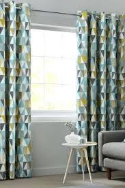 geometric pattern curtains canada teal patterned curtains teal patterned curtains canada