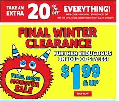 Children's Place: Clearance Starts At $1.99 + 20% Off Coupon ...