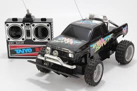 100 Micro Rc Truck Vintage Taiyo Tyco RARE Car Bandit Radio Control RC For