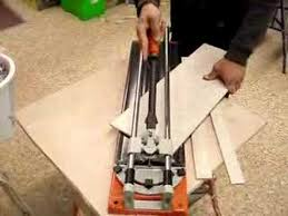 Ishii Tile Cutter Uk by Husqvarna Tile Cutter Tc670 Www Yorkshiretilingtools Co Uk Youtube