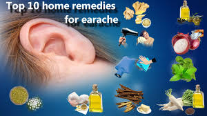Top 10 Home Reme s for Earache