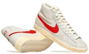 Nike Blazer Hi Top Vintage Sneaker Profile Photo