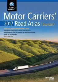 100 Atlas Trucking Rand McNally 2017 Motor Carriers Road Rand McNally Motor