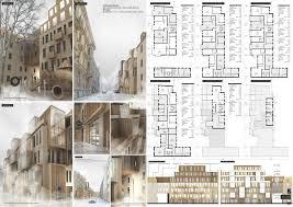 100 Design Apartments Riga UNESCO Architectural Models Building