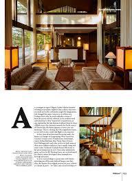 100 Houses Magazine Online Yoshihiro Makino Wallpaper Beaton House In Vancouver BC