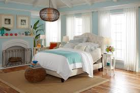 Beach Bedroom Decorating Ideas Lovely Scene Modern With