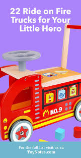 100 Fire Truck Cozy Coupe 22 Ride On S For Your Little Hero Toy Notes
