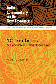 1 Corinthians An Exegetical And Contextual Commentary