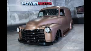 100 1952 Chevy Panel Truck 1947 Van PowerNation Week 47 YouTube