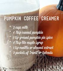 Dunkin Donuts Pumpkin Spice Syrup For Sale by Great Idea For When The Store Bought Pumpkin Creamer Is Out Of