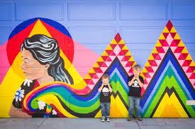 Balmy Alley Murals Mission District by La Petite Lulu Balmy Alley San Francisco