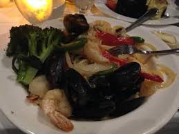 seafood pasta picture of skylon tower revolving dining room