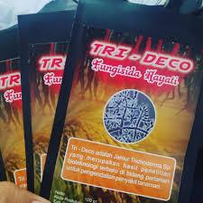 tri deco fungisida hayati trichoderma untuk pencegahan jamur