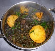 Nouveau Cuisiner Rutabaga Recette Sans Gluten Haricots De Mer Algues Avec Rutabaga