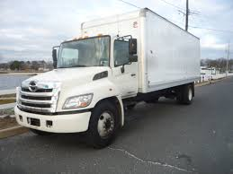 100 2012 Trucks USED HINO 338 BOX VAN TRUCK FOR SALE IN IN NEW JERSEY 11118