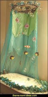 decorating theme bedrooms maries manor little mermaid ariel