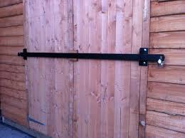 Sliding Patio Door Security Bar Uk by Shed Double Door Security Other Shed Security Brackets Also
