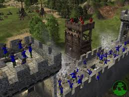 siege a gamespy stronghold 2 dev diary 3 the of the siege page 1