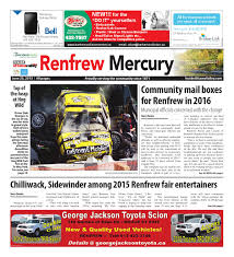 Renfrewmercury062515 By Metroland East - Renfrew Mercury - Issuu