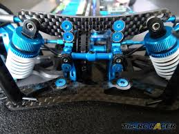 Tamiya Midnight Pumpkin Wheelbase by Tamiya Trf419 Lpxr Super Low Towers For 20mm Springs The Rc Racer