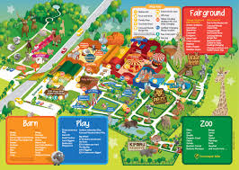 100 Farm Folly Map Of Adventure Park And Zoo In Pembrokeshire