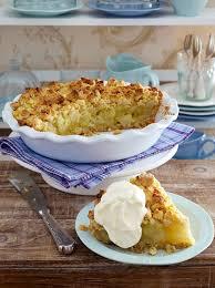apple walnut pie apfel walnuss butterstreusel kuchen