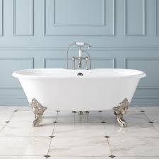 Kohler Villager Bathtub Specs by Cecilia Cast Iron Clawfoot Tub Monarch Imperial Feet Bathroom