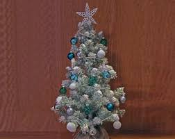 Christmas Tree Home Decor Ornament Beach Nautical Coastal Holiday Ornaments