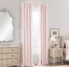 Pink Ruffle Curtains Uk by 191 Best House Ideas Images On Pinterest Curtains Pom Poms And