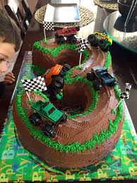 100 Monster Truck Party Ideas E1a6a Monster Truck Kids Cakes In 2018 Birthday Birthday Cake