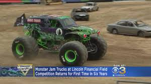 Monster Jam Trucks Return To Lincoln Financial Field After 6-Year ... Monster Truck Lands First Ever Frontflip This School Bus Is Just So Cool For Photo Album Grim Reaper Monster Crushes Cars On The Day Of Stock First Front Flip With A Badchix Magazine Truck Front Went To My Jam Event Yesterday Son Trucks Fun At Monsignor Clarke Rhode Watch Worlds Flip I Loved My Rally Kotaku Australia Cake Wonky Cakes