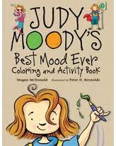 Judy Moodys Best Mood Ever Coloring And Activity Book