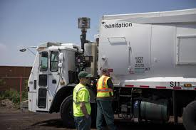 100 Natural Gas Trucks Put Electric Batteries Not Natural Gas In City Trucks