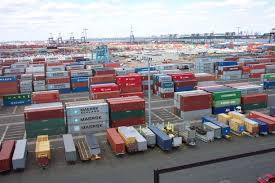 100 Steel Shipping Crates Containerization Wikipedia