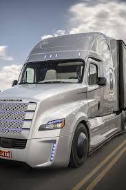 Here Comes A Self-Driving 18-Wheeler Truck | Pins Shared | Pinterest ...