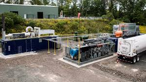 Dresser Rand Siemens Deal by Dresser Rand Puts First Micro Scale Lng Production System Into