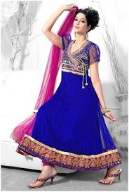 Best Angrakha Style Dress