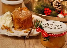 rezept adventskuchen mit aprikosen im glas einkochen