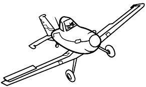 Disneys Planes Dusty Crophopper Base By FavoriteArtMan