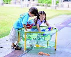 Sand U0026 Water Tables For by Clear Sand And Water Table Childcare Supply