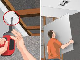 Hanging Drywall On Ceiling Or Walls First by Hanging Drywall Ceiling One Person Integralbook Com