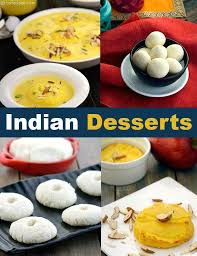 Indian Desserts 2000 Sweet Recipes